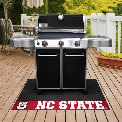 NC State Grill Mat