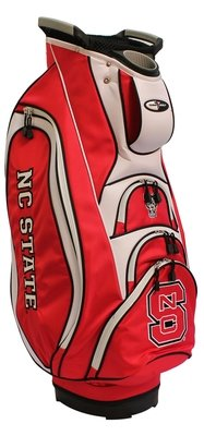 NC State Wolfpack Victory Golf Cart Bag