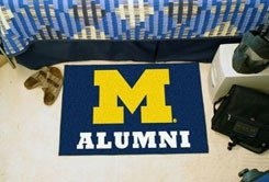 Michigan Alumni Mat
