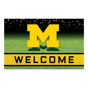 Michigan Crumb Rubber Door Mat