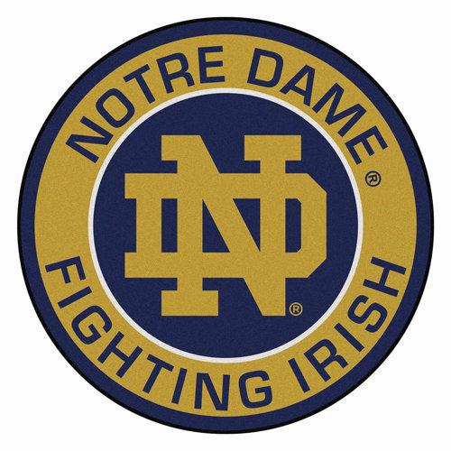 Notre Dame Roundel Mat