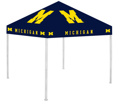 Michigan Wolverine Tailgate Canopy Tent