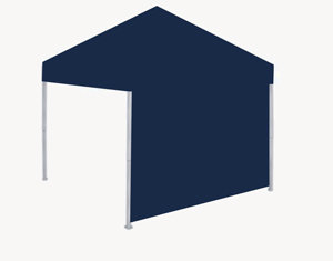 Tailgate Canopy Tent Side Panel