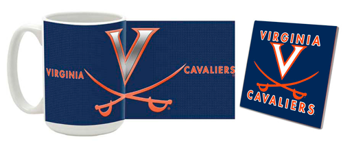 UVa Mug & Coaster Set