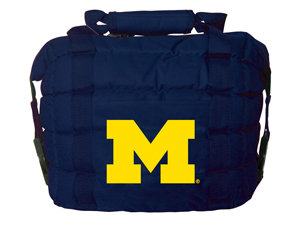 Michigan Wolverine Cooler Bag