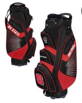 NC State Bucket II Cooler Golf Cart Bag