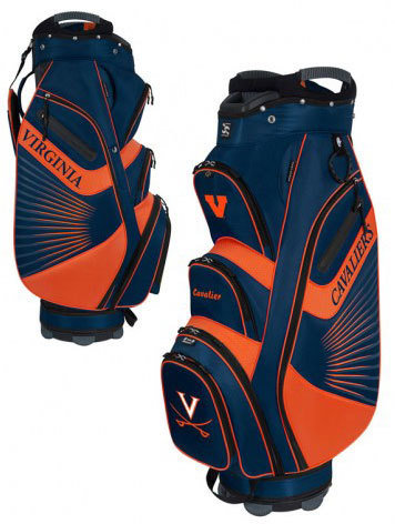 Virginia Cavalier Bucket II Cooler Golf Cart Bag