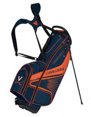 Virginia Grid Iron III Golf Bag Stand Bag