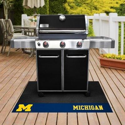 Michigan Grill Mat