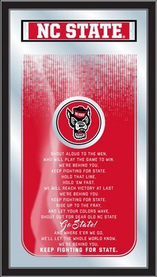 NC State Fight Song Mirror
