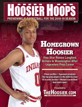 2018 Indiana Basketball Preview Magazine