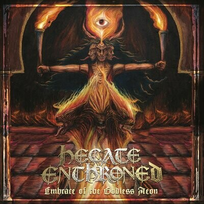 Embrace of the Godless Aeon - CD