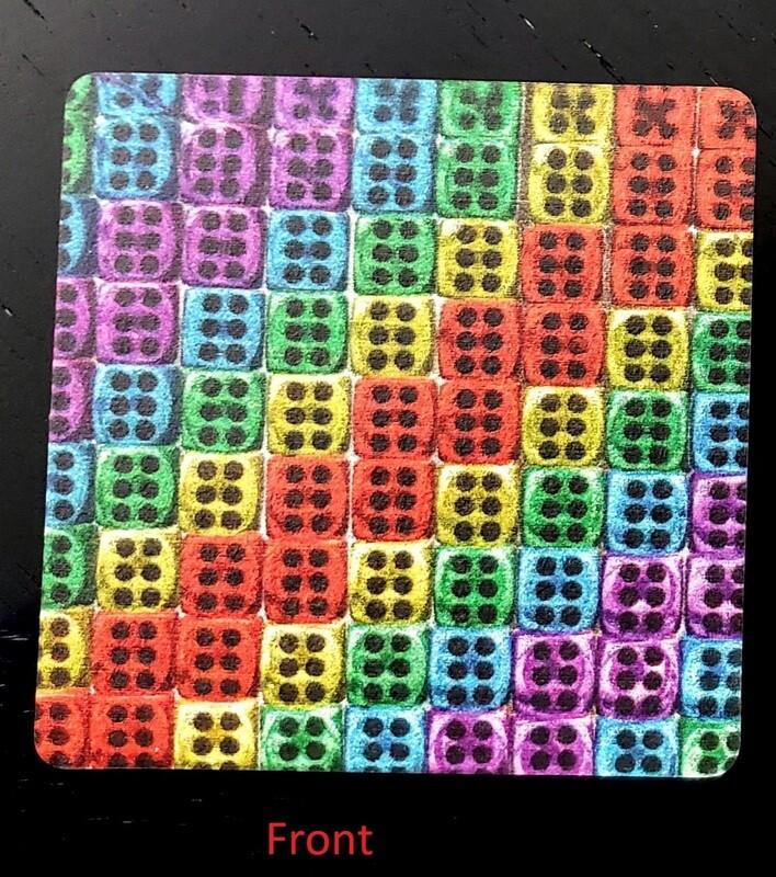 Dice Coaster