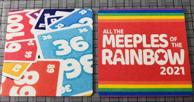 Coaster - Cards