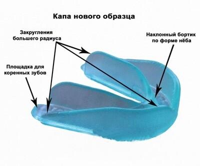 Капа РЭЙ-СПОРТ