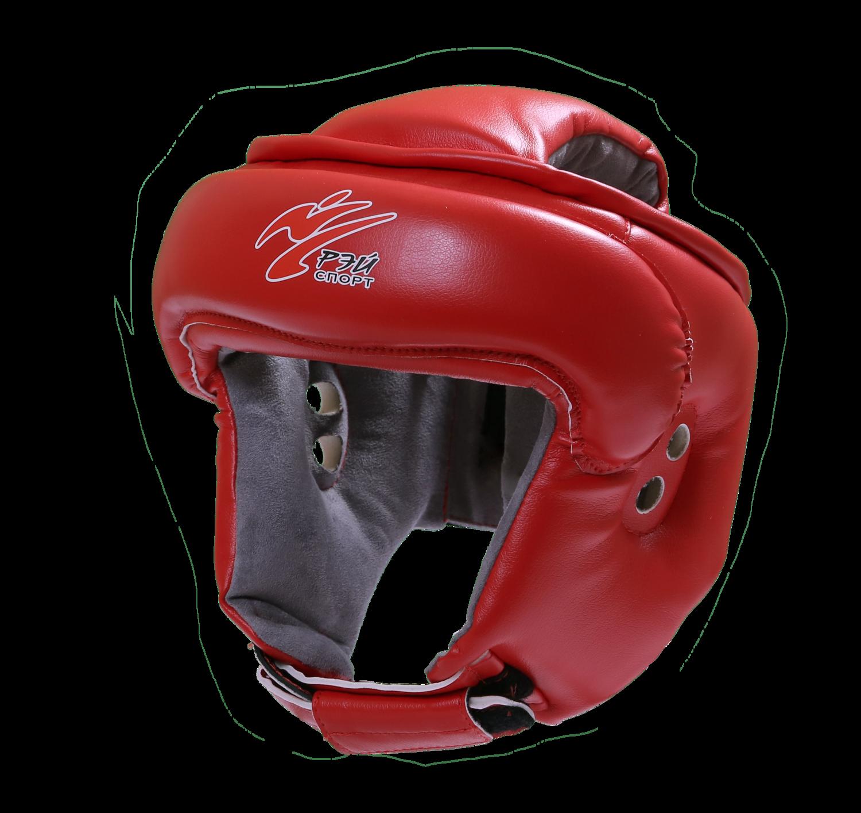 Шлем для единоборств РЭЙ-СПОРТ БОЕЦ-2