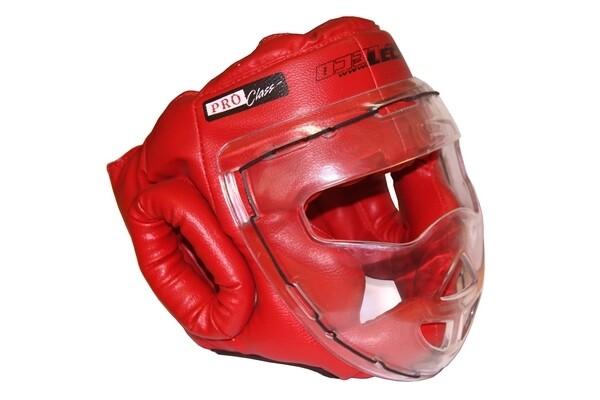 Шлем с маской LECO PRO