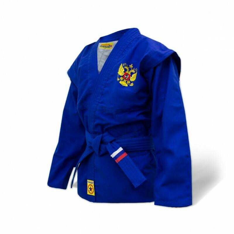 Куртка для самбо КрепышЯ детская