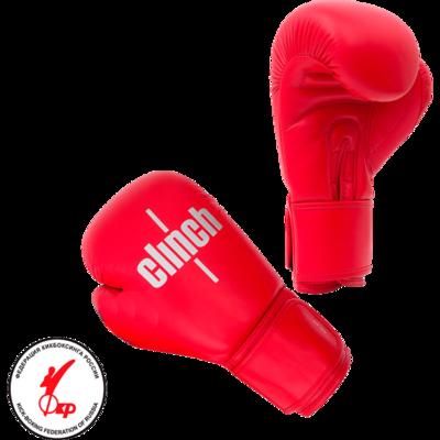 Перчатки для кикбоксинга Clinch Olimp
