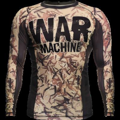 Рашгард с длинным рукавом Hardcore Training War Machine