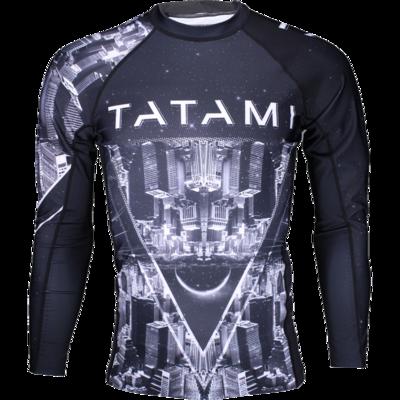 Рашгард с длинным рукавом Tatami Devils Metropolis