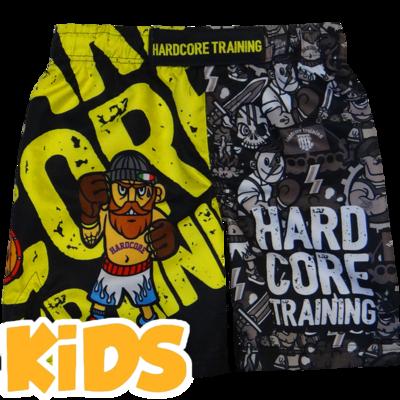 Шорты ММА детские Hardcore Training Doodles