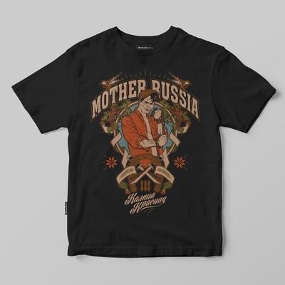 Футболка Mother Russia КАЛИНА КРАСНАЯ