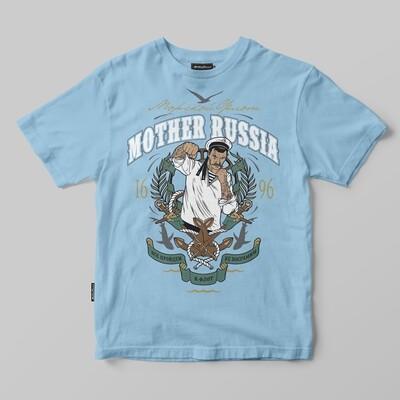Футболка Mother Russia МОРСКОЙ ФЛОТ