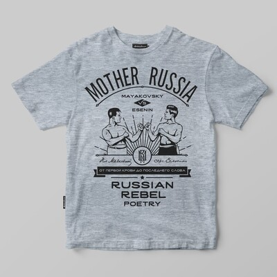 Футболка Mother Russia ПОЕДИНОК