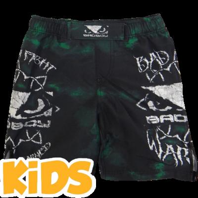 Шорты ММА детские Bad Boy Warrior