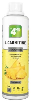 L-Карнитин 4Me Nutrition concentrate 3000 500мл