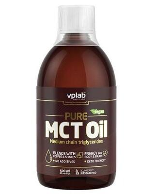 Комплекс жиров и аминокислот VP Laboratory MCT Oil 500мл