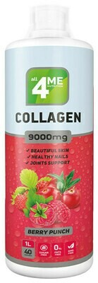 Коллаген 4Me Nutrition concentrate 9000 1000мл