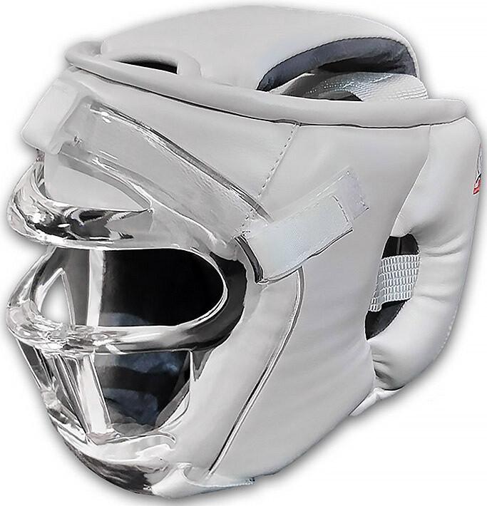 Шлем с маской Рэй-Спорт КРИСТАЛ-11