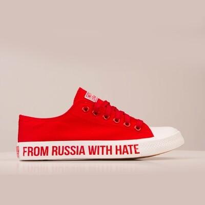 Кеды Mother Russia ОЛИМПИАДА