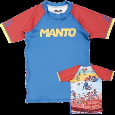 Рашгард детский Manto Gym