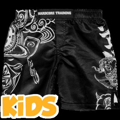 Шорты ММА детские Hardcore Training Koi