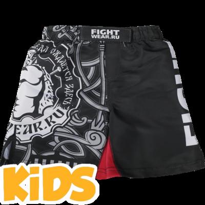 Шорты ММА детские Fightwear Authenticity