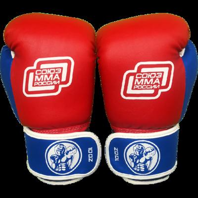 Перчатки для бокса Союз ММА России