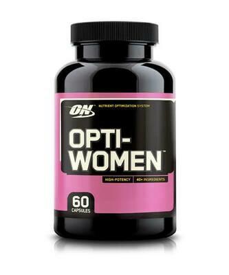 Витаминно-минеральный комплекс Optimum Nutrition Opti-Women 60капс
