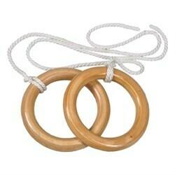 Кольцо гимнастическое (2 шт.)