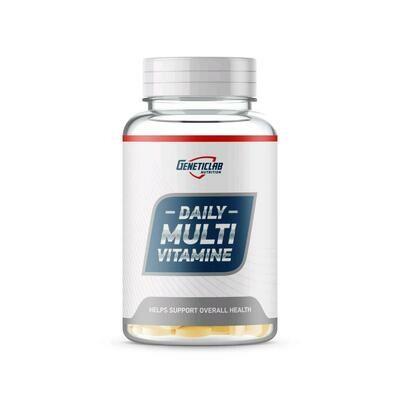 Витаминно-минеральный комплекс GeneticLab Multivitamin Daily 60таб