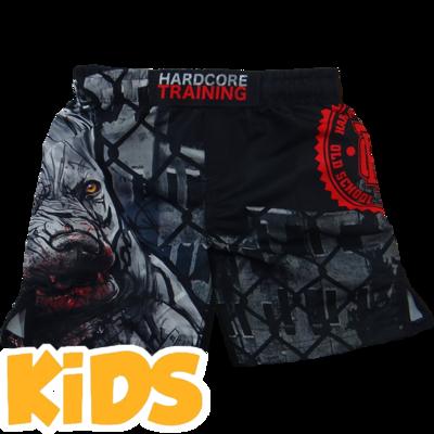 Шорты ММА детские Hardcore Training Pitbull City