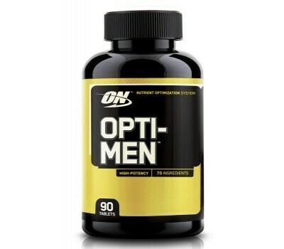 Витаминно-минеральный комплекс Optimum Nutrition Opti-Men 90таб