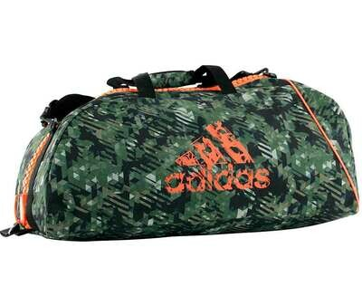 Сумка спортивная Adidas Combat Camo Bag