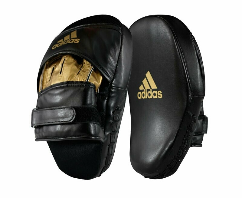 Лапы боксерские Adidas Curved Focus Mitts Short