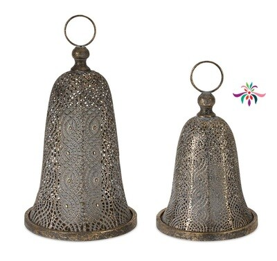 Metal Bell - Gold - Small - 12