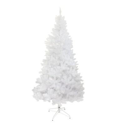 White Iridescent Tree - 9.5