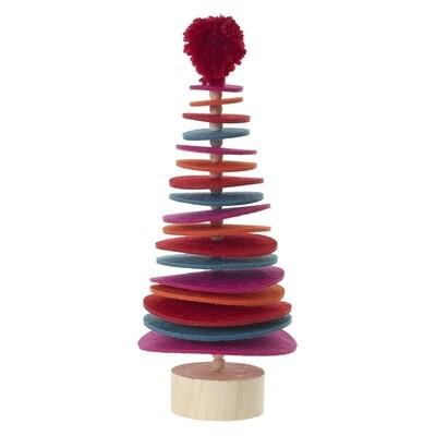 Sugar Plum Tree - Multicolor - Large - 11