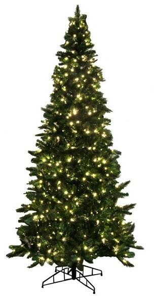 Green Tree - Apache Pine - UNLIT - 9'H